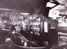 The original Old Horseshoe Tavern on Wilshire - Xmas 1945