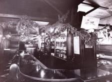 The original Old Horseshoe Tavern on Wilshire - Xmas 1945